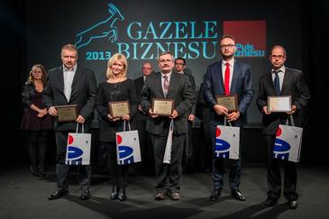 Gazele Biznesu 2014 Kolbud