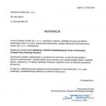 Referencje Eurofoam