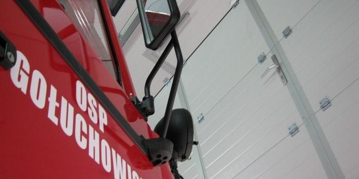 Usprawnienie wyjazdu Ochotniczej Straży Pożarnej do akcji ratunkowych