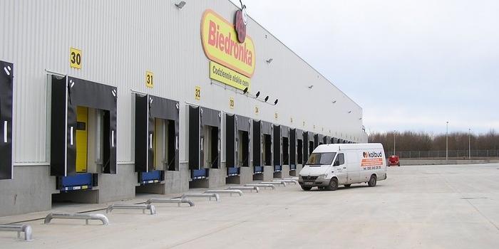 Zapewnienie codziennych dostaw do marketów w ramach regionu