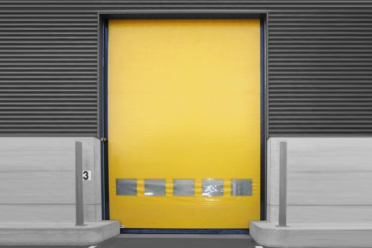 Brama szybkobieżna zewnętrzna DYNACO M2 ALL WEATHER