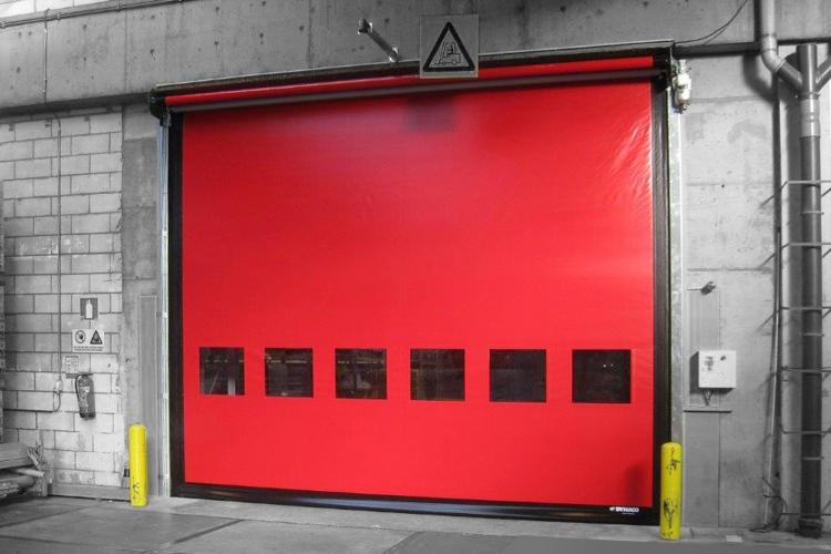 Szybkobieżna brama wewnętrzna M3 COMPACT