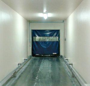 tunel chłodniczy