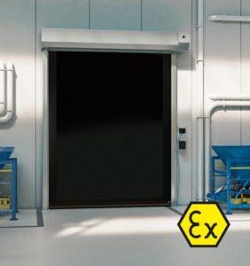 Brama szybkobieżna Atex Dynaco