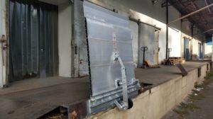 plyta aluminiowa przeladunkowa Altec